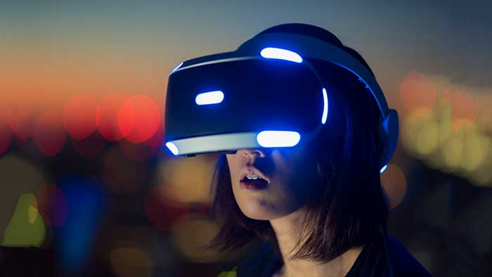 Gafas de realidad virtual PlayStation